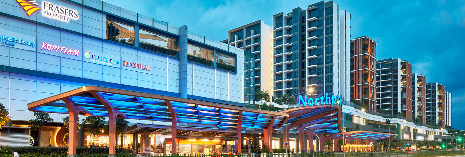 Northpoint City cover image