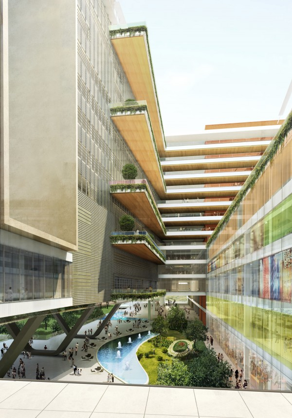 Sengkang_Interior - Courtyard