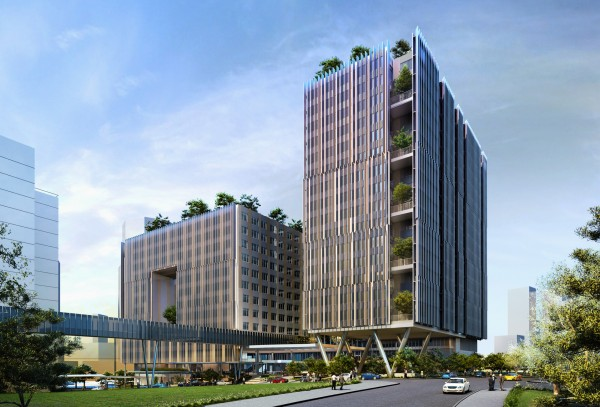 Prop-Devt-Intergrated-Care-Hub-at-Health-City,-Novena_view-1+2POINT_web_projects
